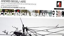 Conciencia Urbana @ Andrés Siegel / Arte